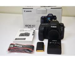 Affordable Canon EOS 6D Mark II 26.2MP Digital SLR Camera