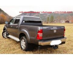 VENDO MI BONITO Toyota HiLux EN EXCELLENRES CONDITIONES