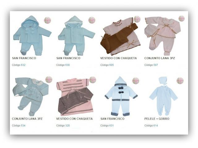 exporto al por mayor ropa infantil espaola de marcas de alta calidad y diseo