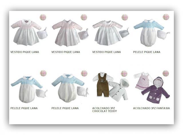 Exporto al por mayor ropa infantil espa ola de marcas de - Diseno ropa infantil ...