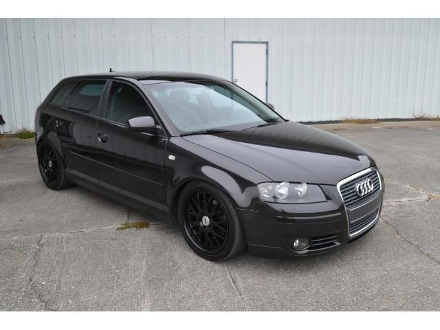 2007 Audi A3 2.0T  2.0L turbocharger inline 4 double