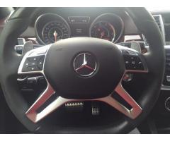 Mercedes Benz ML63 AMG 2014