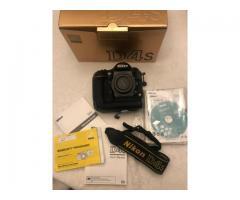 Nikon D800/  Nikon D810/ D750 / D700 / D600/ Nikon D4s / Nikon D850.