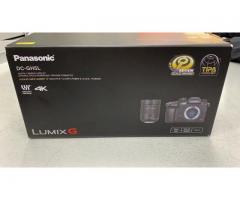 Panasonic Lumix GH4, Panasonic Lumix GH5L.