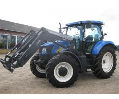 Tractor New Holland T6030 Elite con cargador