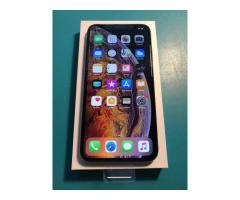 Apple iPhone XS MAX-GSM+CDMA UNLOCKED @ Reasonable price