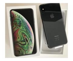 Apple iPhone XS 64GB = €400 ,iPhone XS Max 64GB = €430,iPhone X 64GB = €300,iPhone 8 64GB  €250