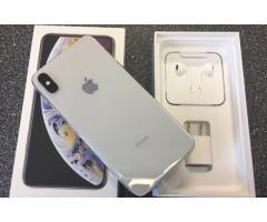 Apple iPhone XS 64GB = 400 EUR  ,iPhone XS Max 64GB = 430 EUR ,iPhone X 64GB = 300 EUR