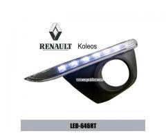 Renault Koleos DRL faros diurnos LED de coches piezas de los faros