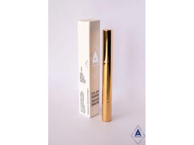 Gel blanqueador para el esmalte dental
