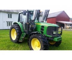 Se vende Tractor John Deere 6630 del año 2007