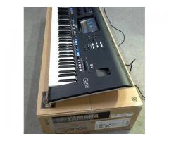 Yamaha PSR-SX900 , Yamaha PSR-SX700, Yamaha Genos 76-Key ,Korg Pa4X 76 , Roland FANTOM-8