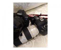 Dispuesto a vender Canon EOS 5D Mark III 22.3MP cámara réflex digital