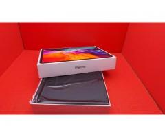 Apple ipad pro 2020 4th Gen 11 128gb Grey Sidereal + Apple 2nd Gen pencil