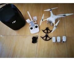 DJI Phantom 4 Pro Plus with 3 battery