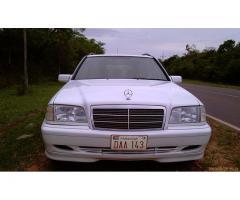 Vendo Mercedes Benz C 220 Diesel año 99