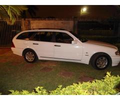Vendo Mercedes Benz C 220 Familiar Diesel