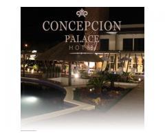 CONCEPCION PALACE HOTEL - Calidad en Hotelería.