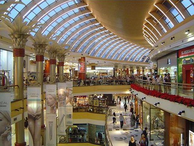 Shopping del Sol Asunción