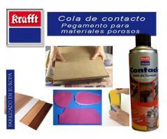 Adhesivo en Aerosol COLA CONTACTO SPRAY