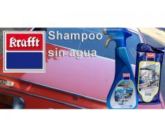 Shampoo SIN AGUA Krafft
