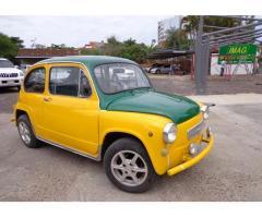 FIAT 600 AÑO 1962