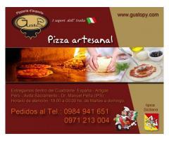 GUSTO La verdadera Pizza Italiana