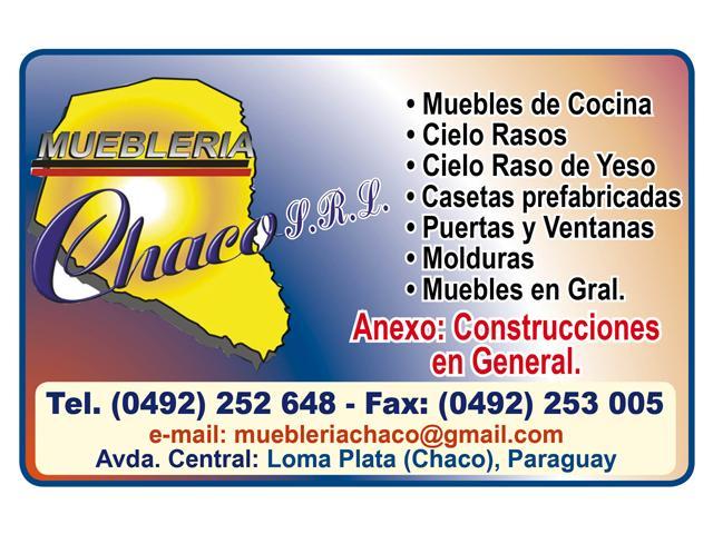 Baño General De Cama:Mueblería Chaco SRL LOMA PLATA – Segundamano Paraguay Anuncios