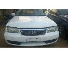 Nissan Sunny 2003 Recien Importado!!