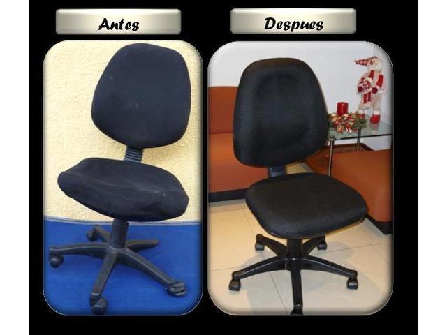 reparacion de sillas de oficina fernando de la mora