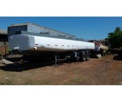 Carreta remolque tanque cisterna 32.100 litros
