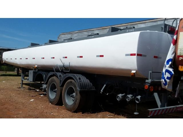 Carreta remolque tanque cisterna litros ciudad del for Tanque cisterna