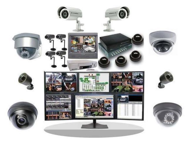 CAMARAS DE CCTV (CIRCUITO CERRADO), ALARMAS, CERCADO ELECTRICO.