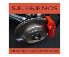 S.F. FRENOS