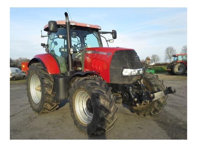 Tractor Case IH CVX 145