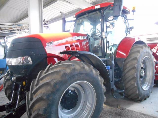 Tractor Case IH Puma CVX 230