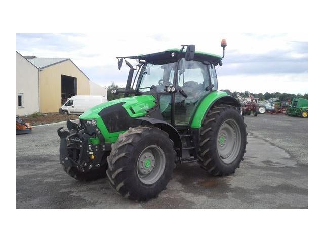 Tractor Deutz 5120