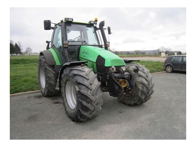 Tractor Deutz Agrotron 150