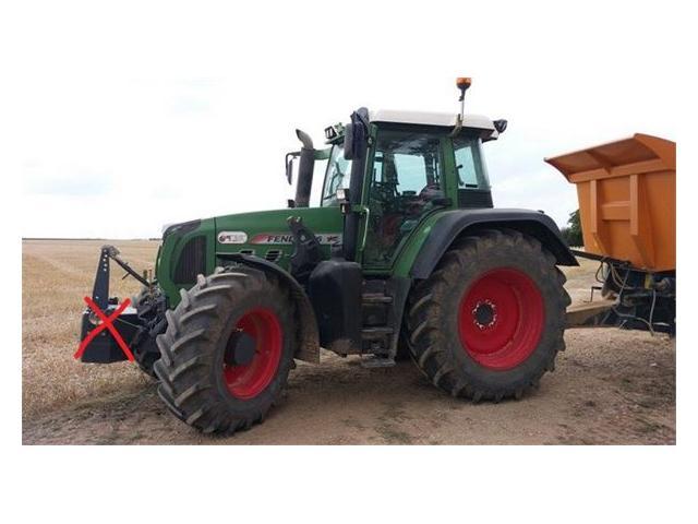 Tractor Fendt 716