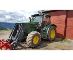 Tractor John Deere 6125r 2013
