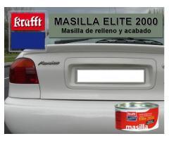 MASILLA ELITE 2000( Masilla de relleno y acabado)