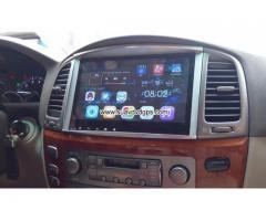 Lexus LX470 car radio android APP wifi GPS 3G Apple CarPlay Mirror Link