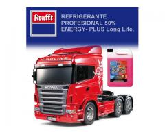 Scania - ANTICONGELANTE- REFRIGERANTE 50% ENERGY-PLUS Long Life  Color: Violeta