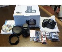Nikon D800E-Nikon D700-Canon 7D-Canon 5D Mark III-Canon 6D
