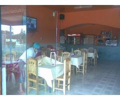 bar restaurante EL FOGON - ANTES VILLA DE LAREDO