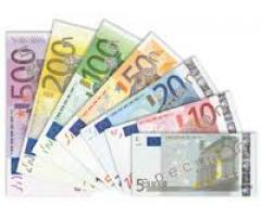 Oferta de préstamo y financiación