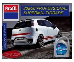 FIAT PUNTO Aceite 20W£50 KRAFFT