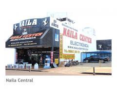 NAILA CENTER Central