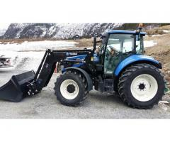 New holland t7.210 m