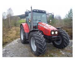 Tractor Massey Ferguson 6455